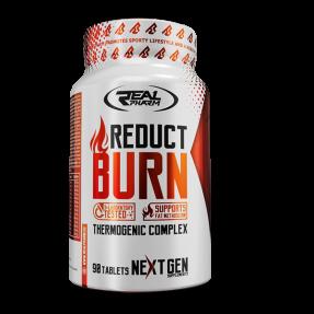 Real Pharm Reduct Burn 90 tabs