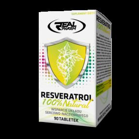 Real Pharm RESVERATROL 90tab