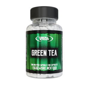 Real Pharm - Green Tea Zielona Herbata 90kaps