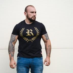 Real Pharm - T-shirt GOLD R