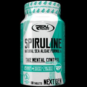Real Pharm Spiruline 90 tabl