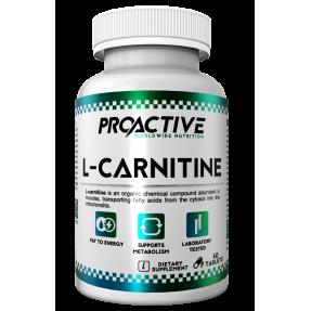 ProActive L-Carnitine 60tabl
