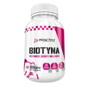 ProActive Biotyna 10mg 60kaps