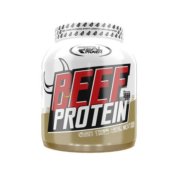Real Pharm Beef Whey 1800g