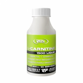 Real Pharm Carnitine 1500 Liquid - 500 ml