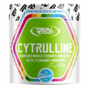 Real Pharm Citruline 200g