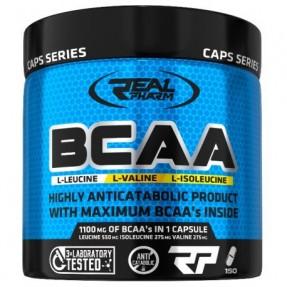 Real Pharm BCAA 1100mg 150 caps
