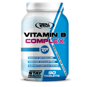Real Pharm Vitamin B Complex 90 tabs