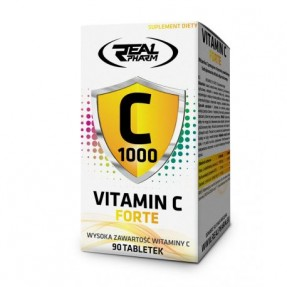 Real Pharm WITAMINA C Forte 90tabl.
