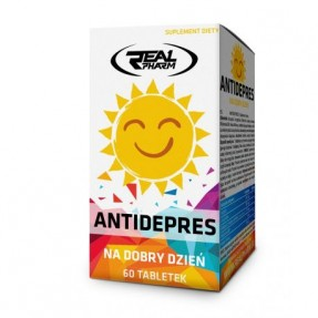 Real Pharm Antidepres 60tabl.