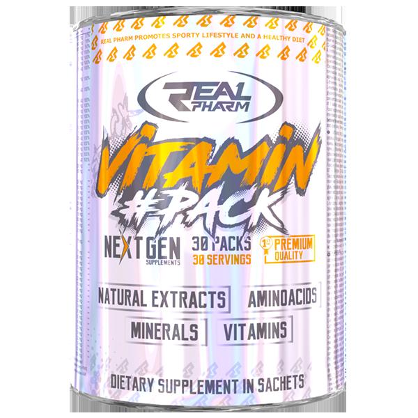 Real Pharm Vitamin Pack 30sasz