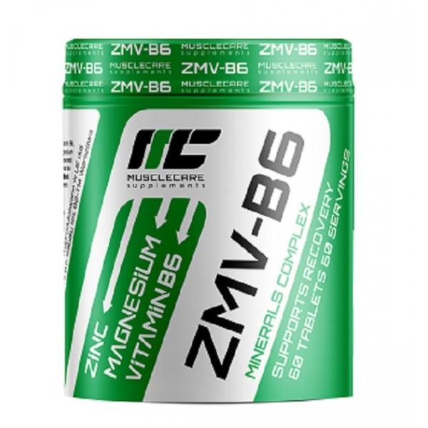 Muscle Care ZMV - B6 60 tabletek