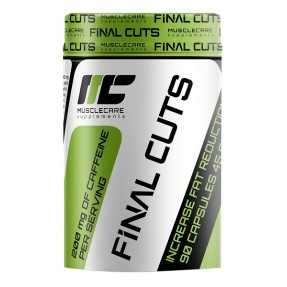 Muscle Care Final Cuts 90 caps