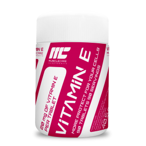 Muscle Care Vitamine E 90tabs