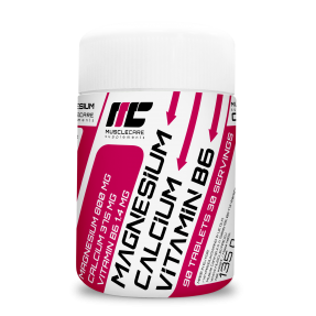 Muscle Care Magnesium Calcium Vitamine B6 90 tabs