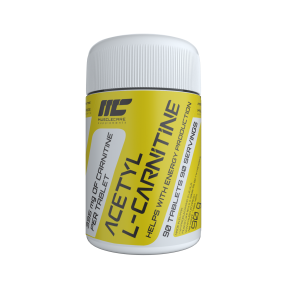 Muscle Care Acetyl Carnitine 500mg 90 tab