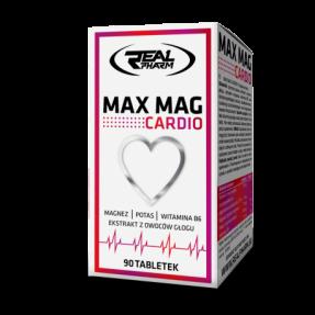 .Real Pharm MAX MAG Cardio 90tabl