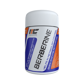 Muscle Care Berberine 500mg 90 tabs