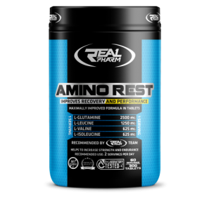 Real Pharm Amino Rest 300 tabs