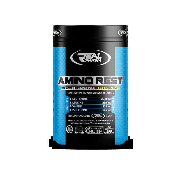Real Pharm Amino Rest 300 tabs