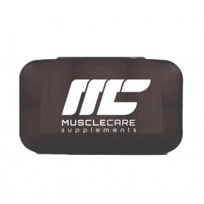 .Muscle Care Pillbox Transpa - Pudełko na tabletki
