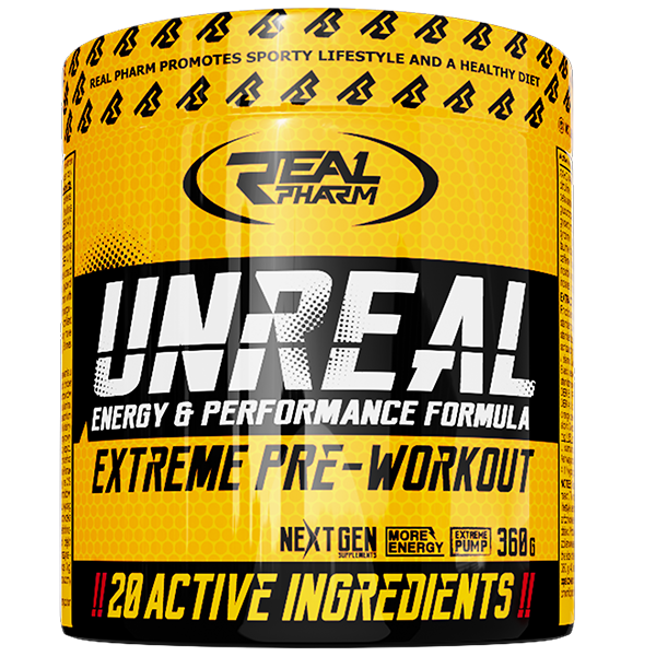 Real Pharm Unreal 360g