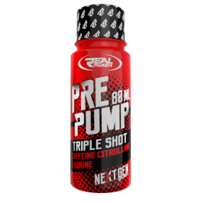 Real Pharm Pre Pump 24 szt x 60 ml SHOT