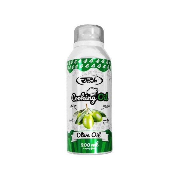 Real Pharm Cooking Olive Oil Spray 200ml