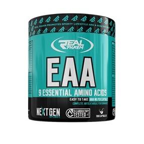 .Real Pharm EAA 180 caps.