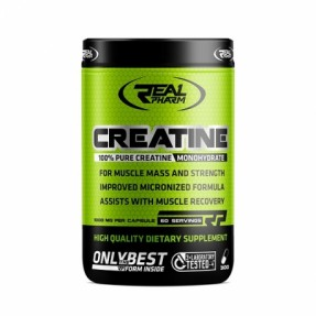 Real Pharm Creatine 300 caps
