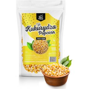 Real Foods - Popcorn Kukurydza 1000g