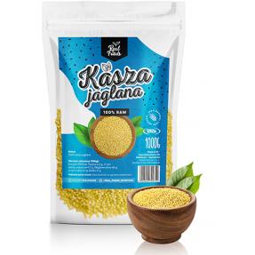 Real Foods - Kasza Jaglana 1000g