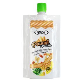 Real Pharm Peanut Gel 100g Pineapple
