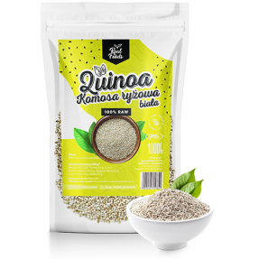 Real Foods - Quinoa komosa ryżowa 1000g
