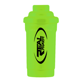 .Real Pharm Shaker 600ml Limonka