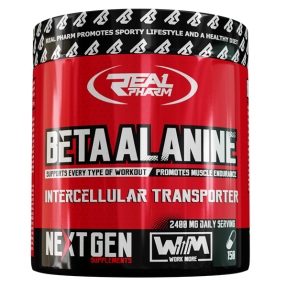 Real Pharm Beta Alanine 150caps