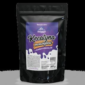 Naturalne Nutrition - Kreatyna Monohydrat 500g