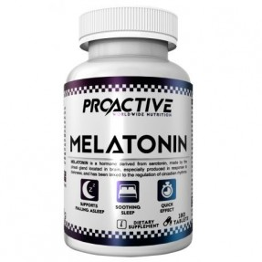 Melatonina 180 tabs