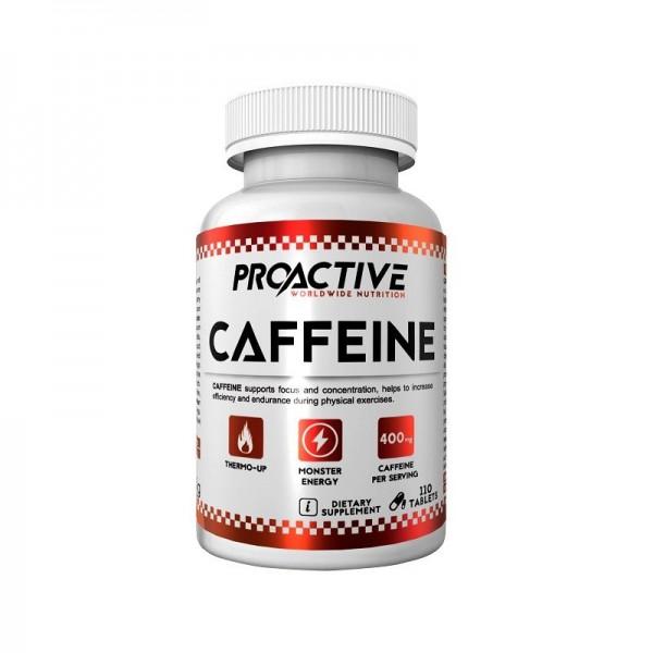 ProActive Caffeine 110tabl