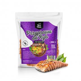 Real Foods - Przyprawa do Ryb 200g