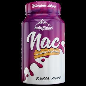 Naturalne Nutrition - NAC 90 tab