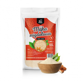 Real Foods - Mąka Migdałowa 1000g