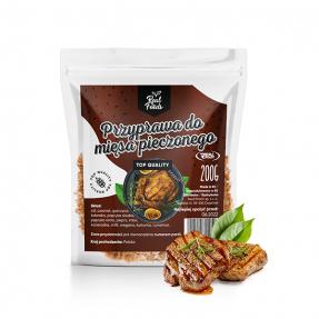 Real Foods - Przyprawa do mięsa pieczonego 200g