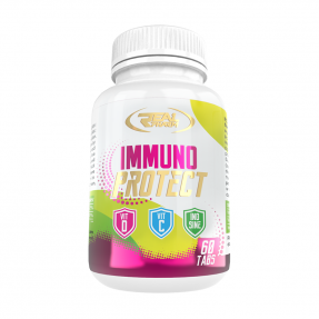 Real Pharm Immuno Protect 60tab