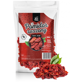 Real Foods - Pomidory Suszone Płatek 200g