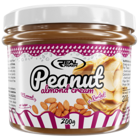 Real Pharm Penaut Almond Cream 200g