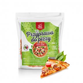 Real Foods - Przyprawa do pizzy 200g
