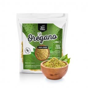 Real Foods - Oregano 200g