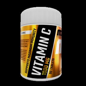 Muscle Care Vitamin C 90 tabletek